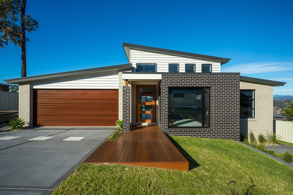 How can you design a garage that lives up to the overall style of your home?